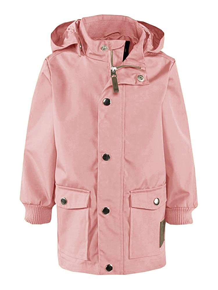 Amazon.com: Chaqueta de forro polar para niños, con capucha ...