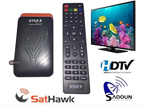 Star-X PVR300 HD Free To Air FTA Satellite receiver MPEG2/4