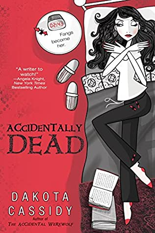 book cover of Accidentally Dead