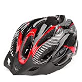 MCH-CoolChange 21 Vents EPS Red Cycling Integrally-molded Helmet