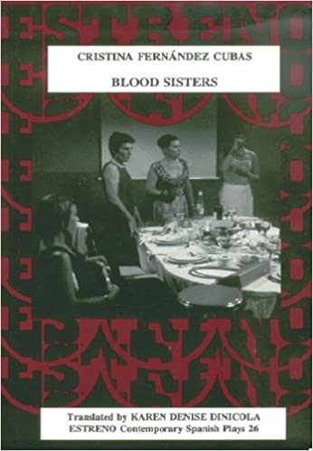 Book Blood Sisters/Hermanas de sangre by Cristina Fernandez Cubas (2003-10-27)