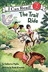 Pony Scouts the Trail Ride (I Can Read Level 2) Paperback