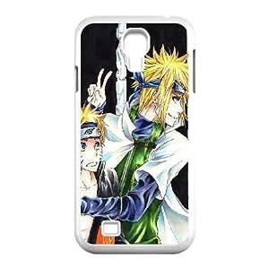 Samsung Galaxy S4 9500 White phone case Naruto Minato namikaze Best gift for boy ONH7194735
