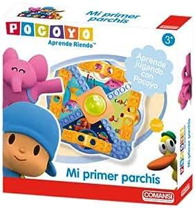 Pocoyo Mi Primer Parchis