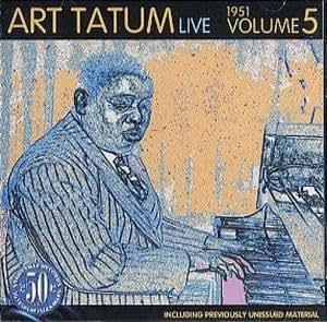 Art Tatum Live: Volume Cinco 1951