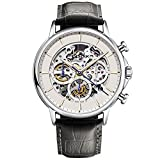 Edox Men's 95005 3 AIR Les Bemonts Analog Display Swiss Automatic Black Watch