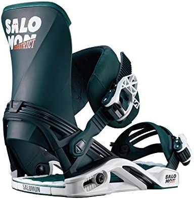 [해외]살로 몬 (SALOMON) 스노우보드 바인딩 바인딩 DISTRICT (구역) 2017-18 모델 L39835100 S ~ L / Salomon Snowboard Binding Binding DISTRICT 2017-18 Model L39835100 S~L