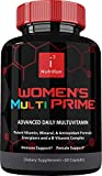 i3 Nutrition Women's Multi Prime : One A Day Women's Multivitamin : 60 Capsules : Best Women's Multivitamin Dietary Supplement for Increased Energy, Focus, & Immunity Support To Stay At Your Peak!
