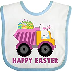 inktastic Happy Easter Bunny Faces Infant Creeper