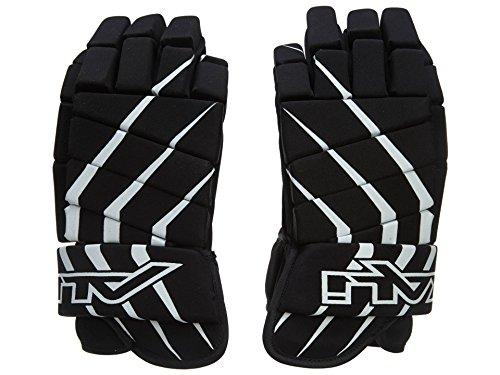 Alkali Hockey RPD Lite Glove, Black/White, 12-Inch
