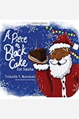 A Piece of Black Cake for Santa Paperback