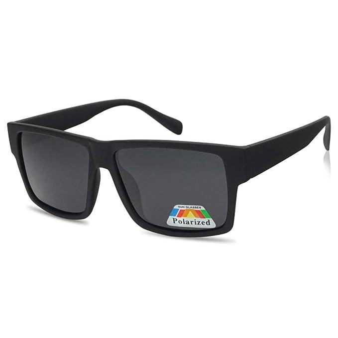 Amazon.com: anteojos de sol polarizadas locomotoras Hardcore ...