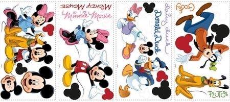 Big Minnie Mouse Sticker
