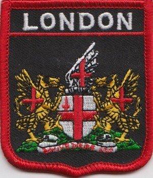 London Patch Amazon.com