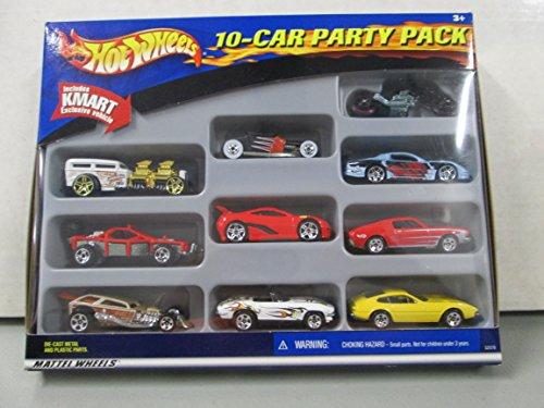 hot wheels 10 car pack - 5