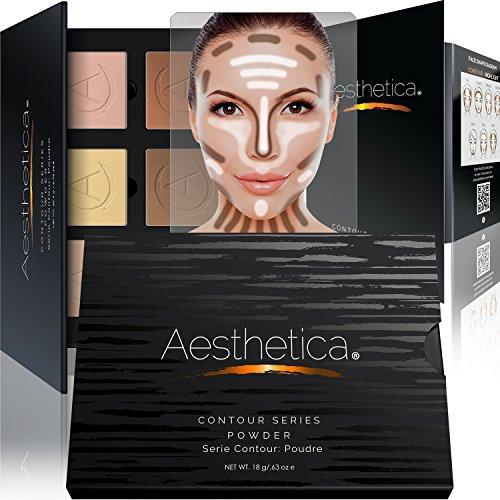 aesthetica, foundation, makeup