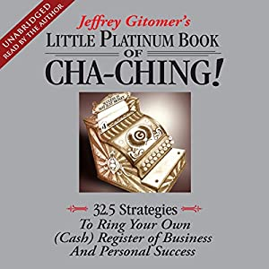 The Little Platinum Book of Cha-Ching Audiobook
