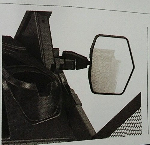 can am new oem defender side mirror 715002459 buy online in ksa electronics products in. Black Bedroom Furniture Sets. Home Design Ideas