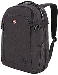 "Swissgear Laptop Notebook Mac Book Ipad Swiss Gear Swissgear 15"" Inch Outdoor Scansmart Weekender Backpack Premium Duffel Bookbag"