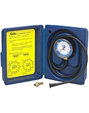 "YELLOW JACKET 78060 Complete Gas Pressure Test Kit, 0-35""Wc"