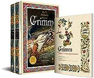 Os 77 Melhores Contos De Grimm - Edição de Luxo com Livreto - Exclusivo Amazon