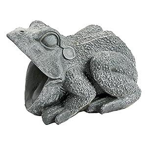 Design Toscano Butch the Bulldog Gutter Guardian Downspout Statue – QM7512105