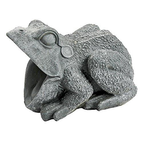 - Design Toscano Frog Gutter Guardian Downspout Sculpture