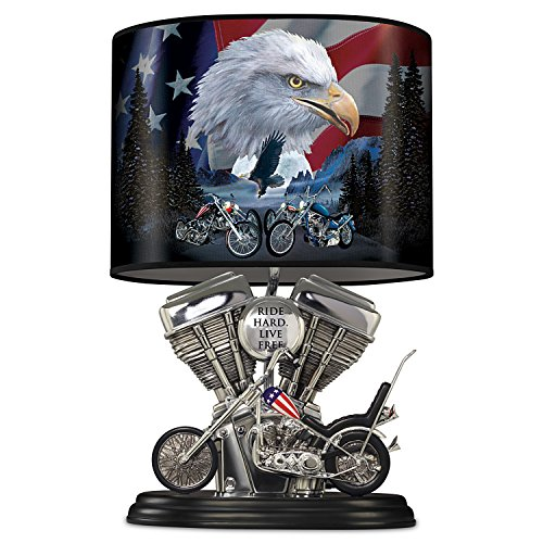 Motorcycle Lamp With Marc Lacourciere And Larry Martin Art by The Bradford ()