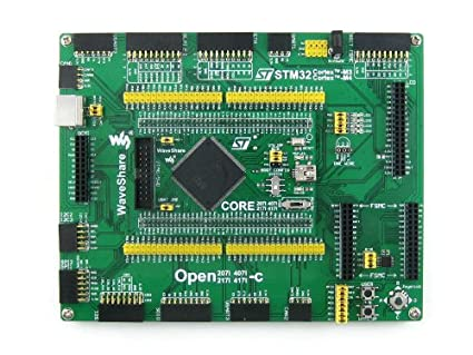 Waveshare Open407I-C Package B STM32 Board STM32F407IGT6 Cortex-M4 ARM  STM32 Development Board Kit+Camera +3 2