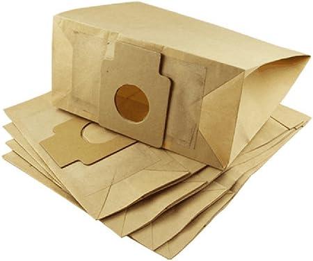Eficiencia tipo c-11dust bolsas de papel para aspiradora Panasonic MC-2700 mc- 8120 mc-e93 N 12 bolsas: Amazon.es: Hogar