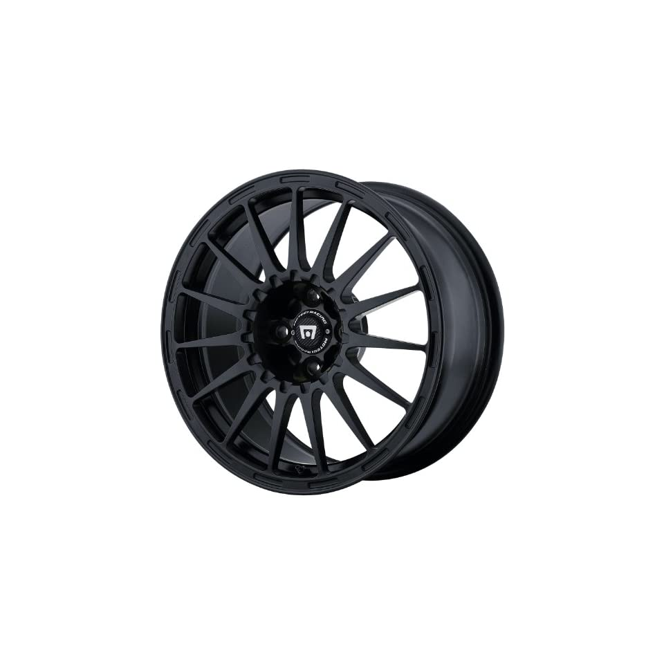 Motegi MR119 17x7 Black Wheel / Rim 5x100 with a 40mm Offset and a 72.60 Hub Bore. Partnumber MR11977051740 Automotive