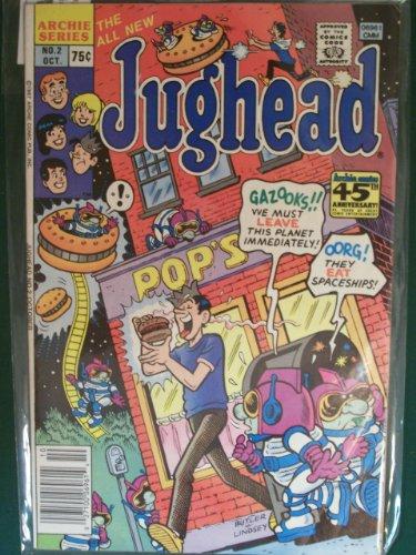 Jughead Comic Book (Out of this World, 2) (Jughead Jones)