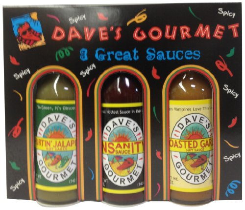 Dave's Gourmet Spicy