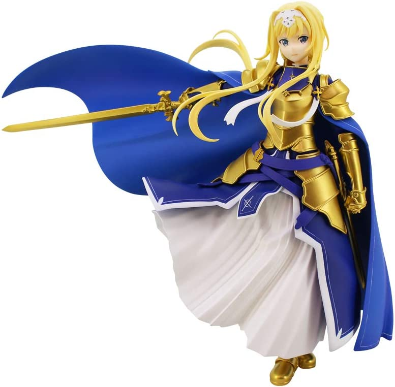 Furyu Sword Art Online Alicization SSS Figure Alice Zuberg 19cm