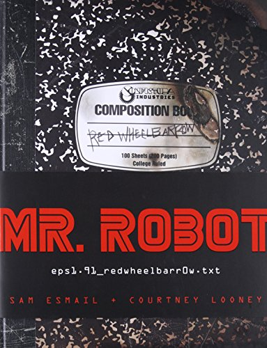 Price comparison product image MR. ROBOT: Red Wheelbarrow: (eps1.91_redwheelbarr0w.txt)