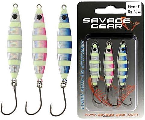 Savage Gear LRF Psycho Sprat (Zebra Mix): Amazon.es: Deportes y ...
