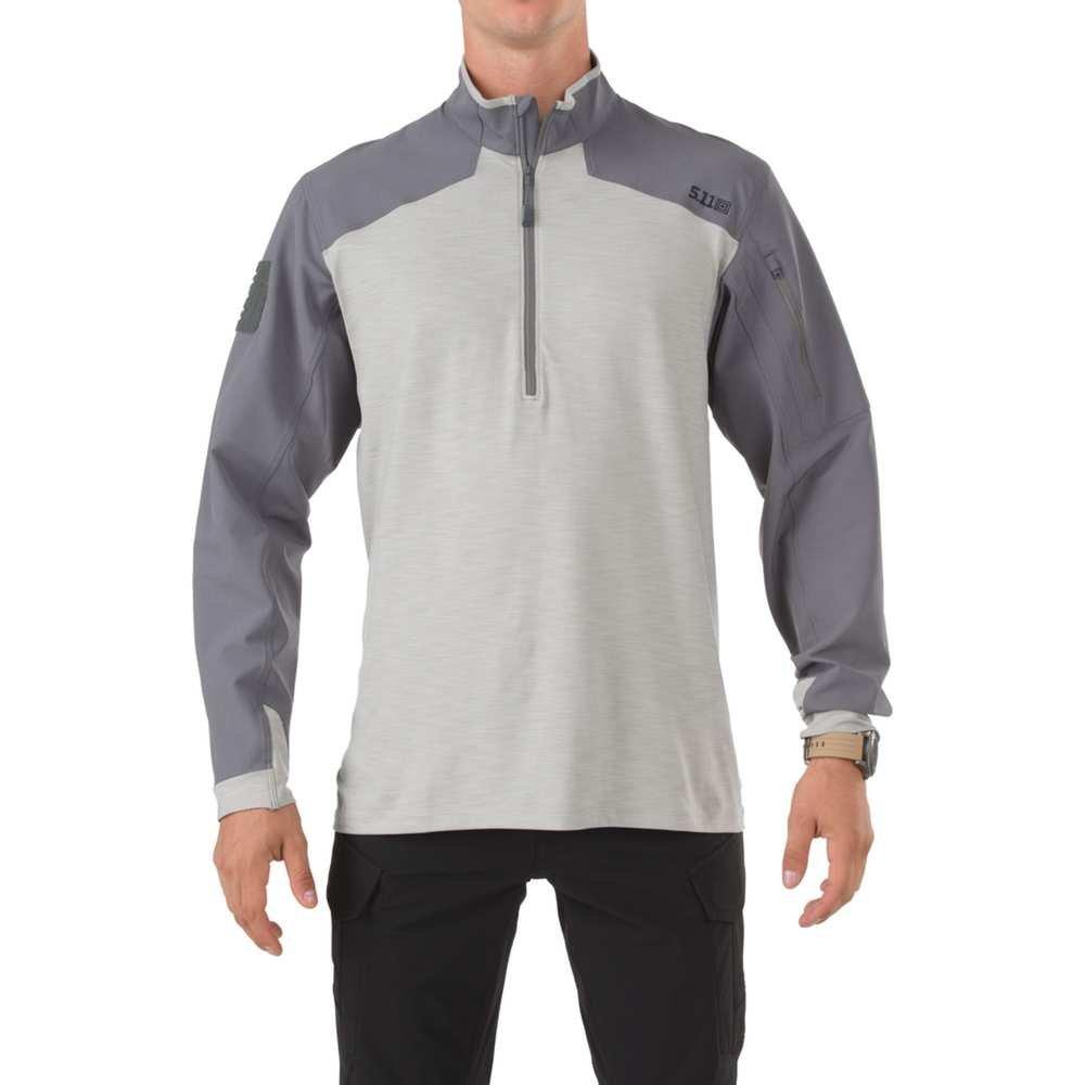 5.11 Herren Rapid Response Quarter Zip Shirt