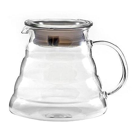 MyLifeUNIT cafetera de goteo decantador, jarra para café con ...
