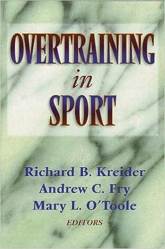 Overtraining in Sport