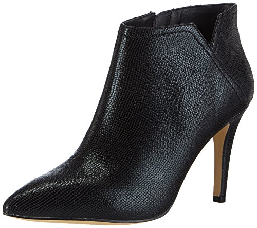 Buffalo London 14BU0188 Damen Kurzschaft Stiefel Schwarz (Black 01)