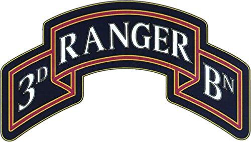 - 75th Ranger Regiment 3rd Battalion CSIB - Combat Service Identification Badge