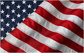 product image for American Flag & Pole Co. - Reconditioned 5x8 ft Nylon American Flag
