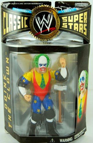 Doink the Clown Jakks WWF Classic Super Stars Collector Series