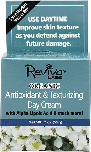 Reviva Labs Antioxidant Skin Smoothing Day Cream 2 Ounce