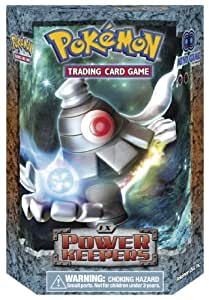 07 Pok Ex Power Keepers Deck
