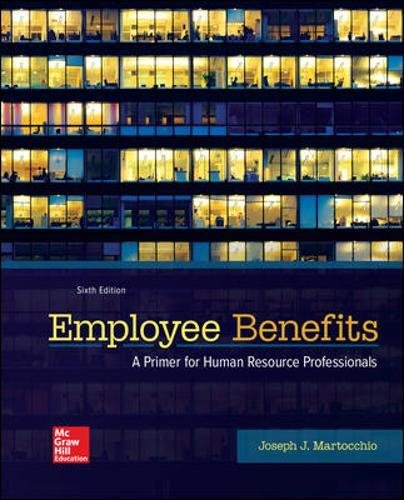 1259712281 - Employee Benefits