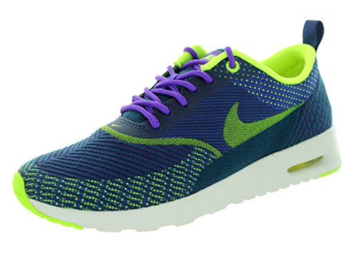 Nike Air Max Thea Jacquard Donna Scarpe Da Corsa Iper Uva / Vlt / Rftbl / Smmt Wht
