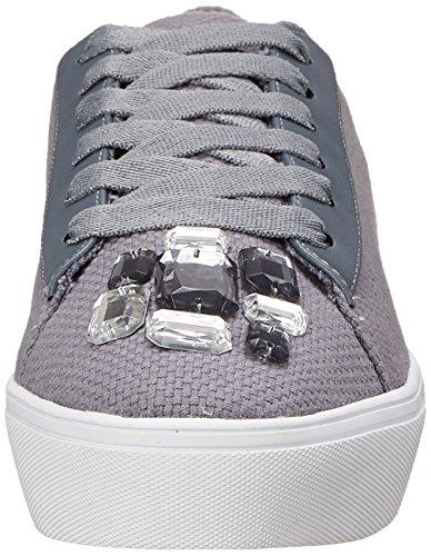 West Fabric Sneaker Fashion Blue Homerun Women Multi Nine 4tqdHwFxF