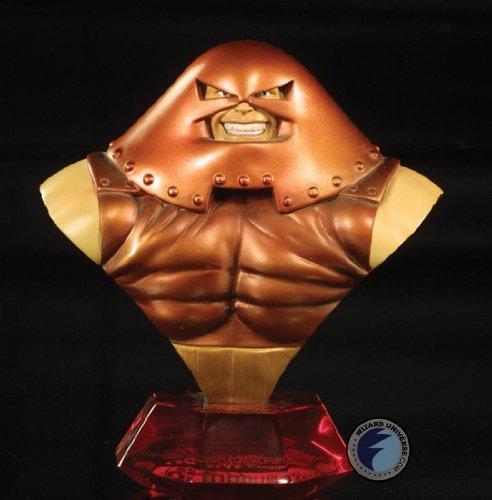 (Juggernaut (X-Men) Mini Bust by Bowen Designs!)