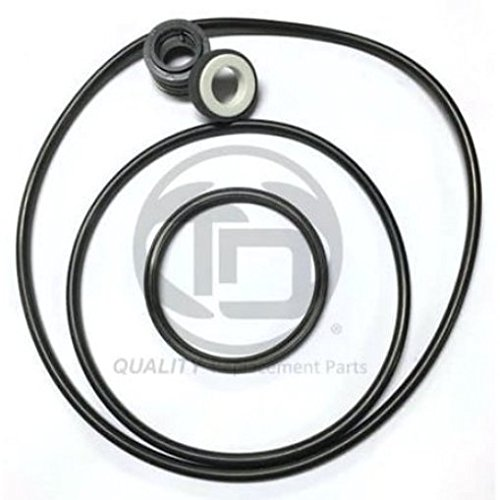( Shaft Seal & Pump O-Ring Rebuild Kit is Compatible with Superflo)